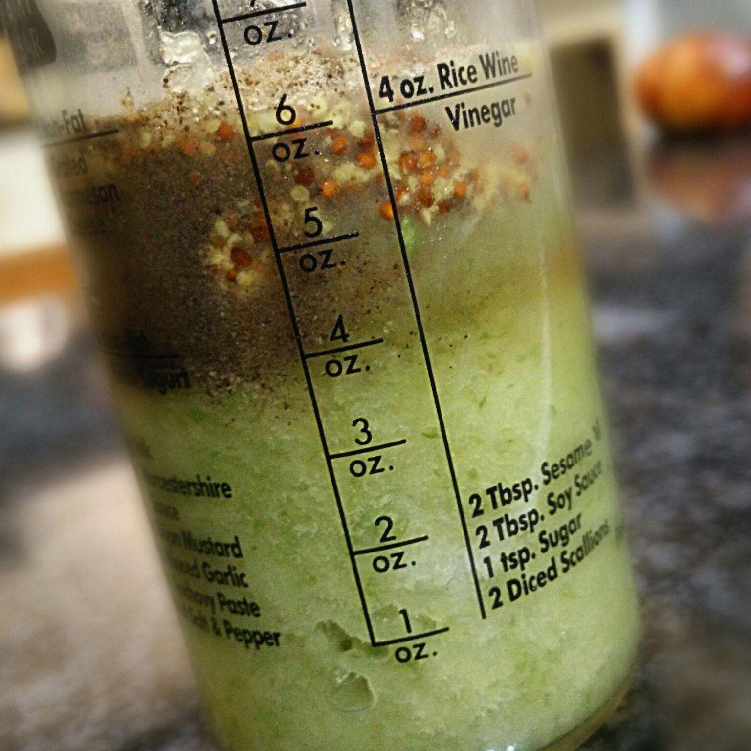 Заправки для салатов 4