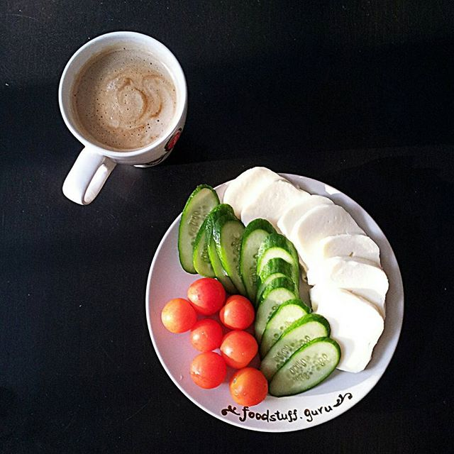 #breakfast and #coffee, great way to start #nationalcoffeeday. #nespresso